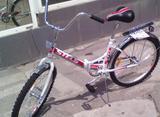 Велосипед городской от 11лет stels Pilot 710